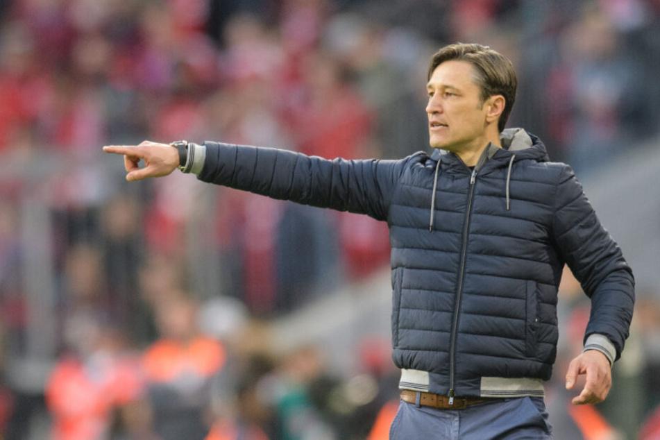 Niko Kovac hat sich nach dem 5:0-Erfolg gegen den BVB den Frust von der Seele geredet.