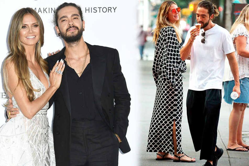 Interview - Heidi Klum spricht über Altersunterschied zu Tom Kaulitz