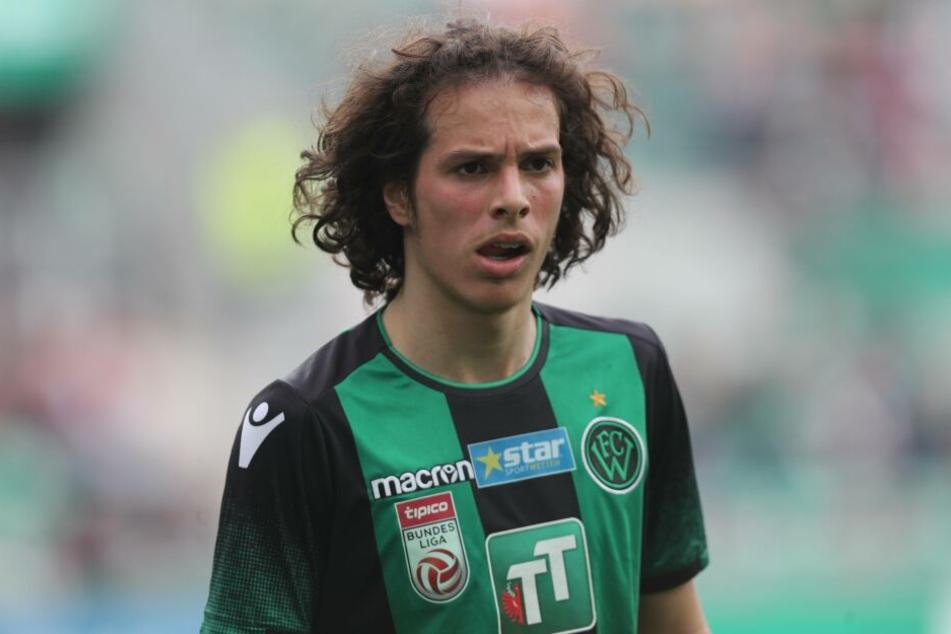 Matthäus Taferner wechselt vom FC Wacker Innsbruck zu Dynamo Dresden.