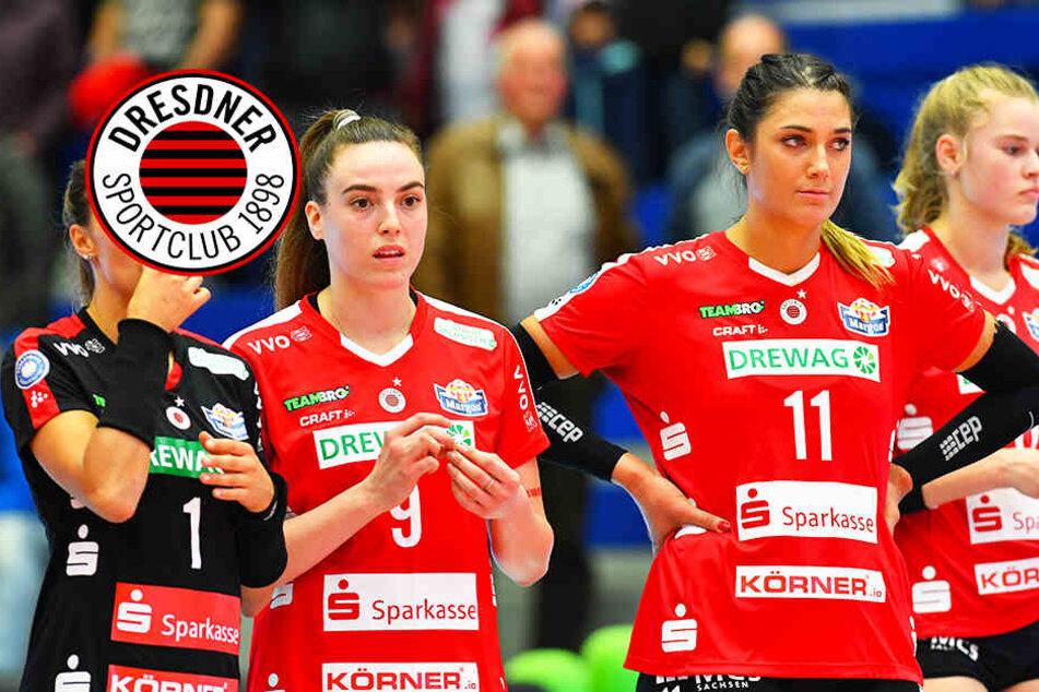 Dresdner SC hält gut mit, kassiert in Stuttgart aber die nächste Pleite!