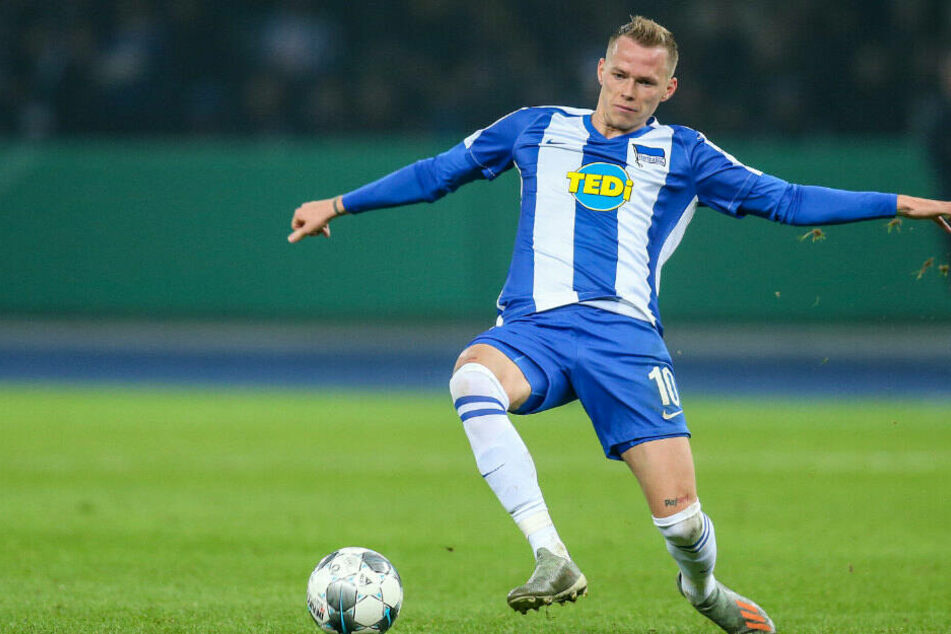 Ondrej Duda will Hertha BSC noch im Winter verlassen.