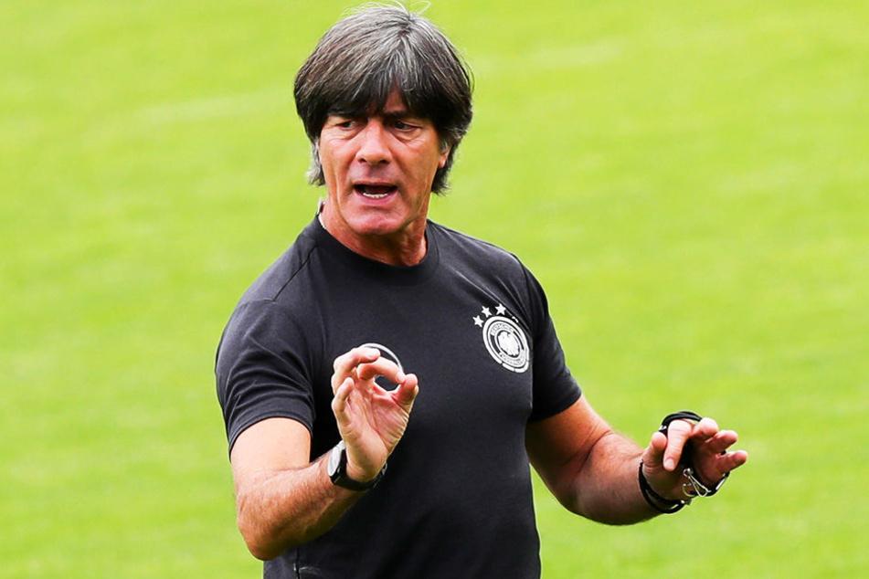 Erwartet mit Österreich einen echten Härtetest: Bundestrainer Joachim Löw.