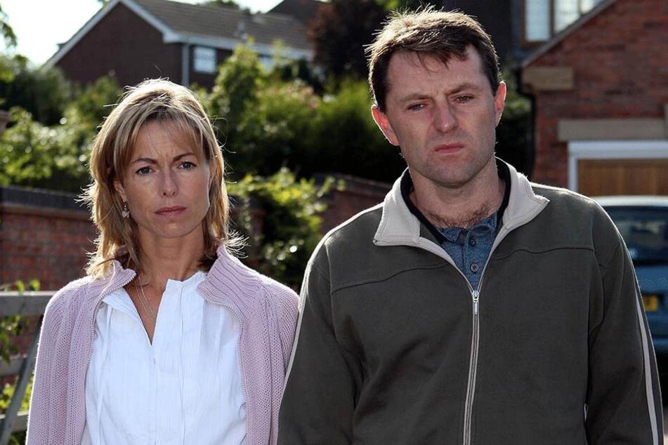 Kate (51) und Gerry McCann (51) hoffen noch immer, dass ihre Tochter Maddie wieder auftaucht.