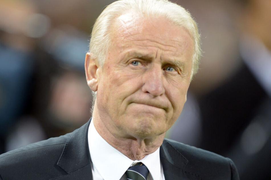 Kult-Fußballtrainer Giovanni Trapattoni wird am 17. März 80 Jahre alt.