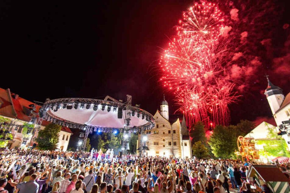 """Für den MDR wurde bereits bei """"Schlager des Sommers"""" gefeiert. Jetzt kommen weitere Stars nach Klaffenbach."""