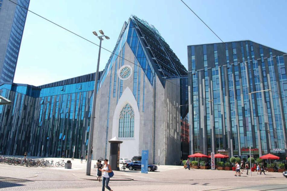 Zu Forschungszwecken soll bald ein neues Gebäude der Uni Leipzig entstehen.