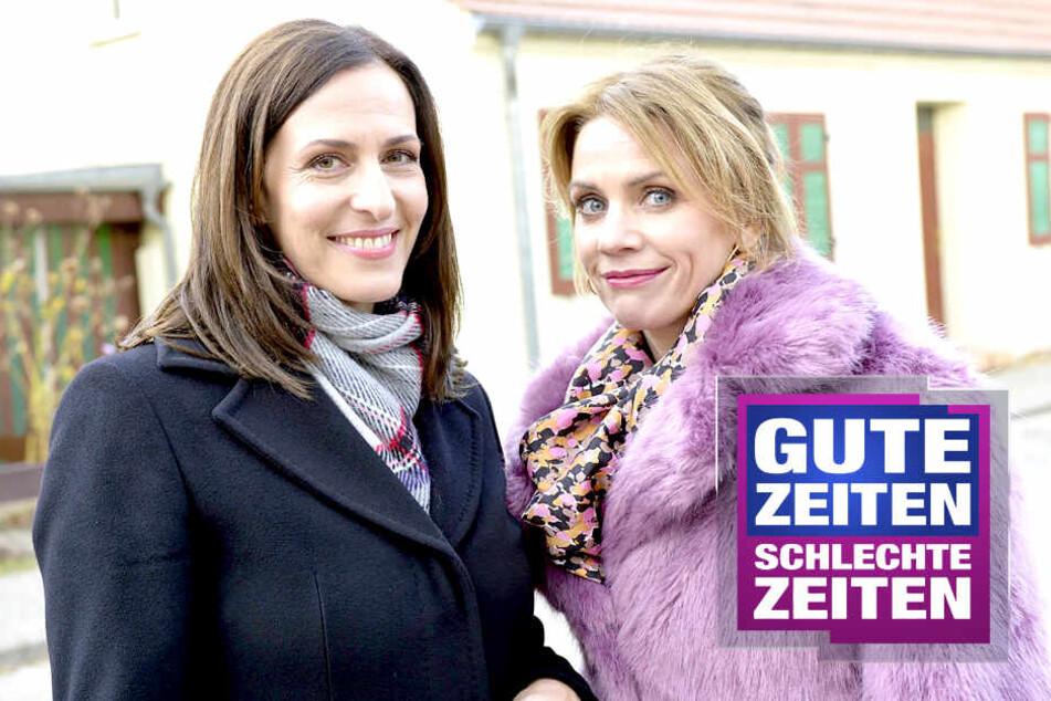 Spielt sie Lauras Mutter? Jetzt spricht GZSZ-Neuzugang Gisa Zach!