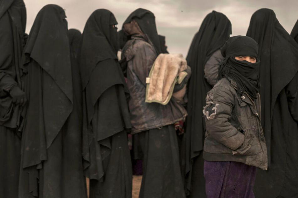 Der Streit über die Rückkehr deutscher Frauen aus dem IS-Gebiet wird schon lange geführt (Symbolbild).