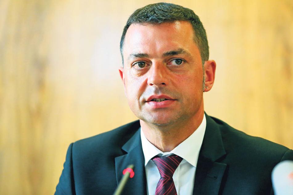Neue Vorwürfe gegen Landrats-Vize: Was lief da wirklich mit dem neuen NPD-Chef?