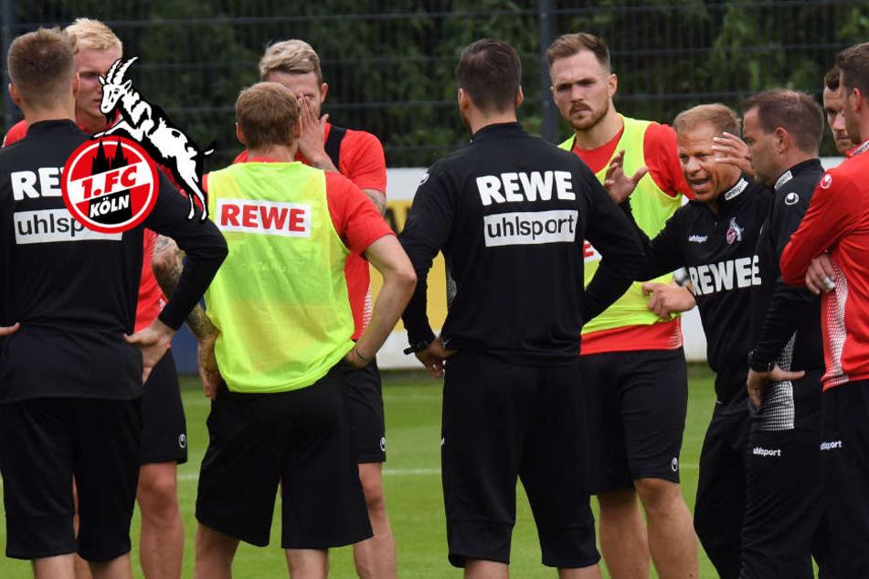 Das geht ja gut los. Erstes Heimspiel vom FC Köln ist an einem Montagabend