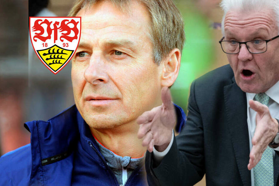 Kretschmann kritisiert VfB und fordert Klinsi!