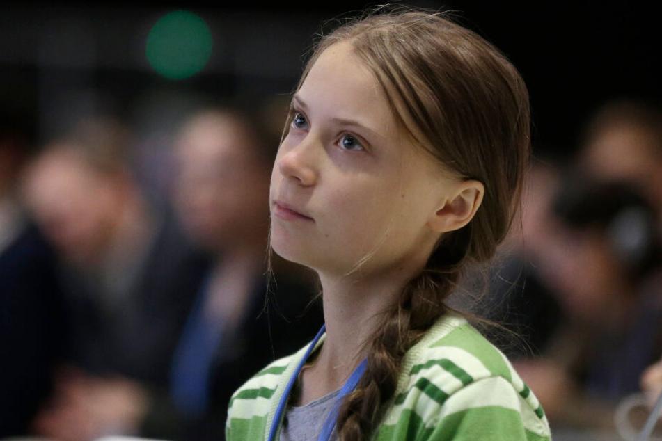 Greta Thunberg (16) hatte eine schwere Zeit.