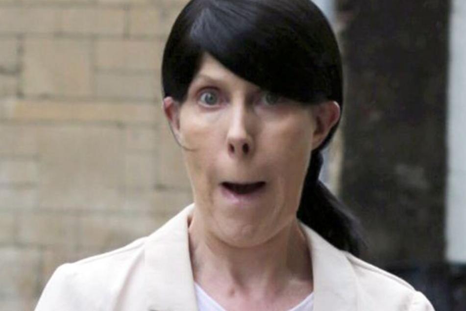 Nicola Townsend (50) wurde wegen Totschlag und Einschüchterung eines Zeugen für schuldig befunden.