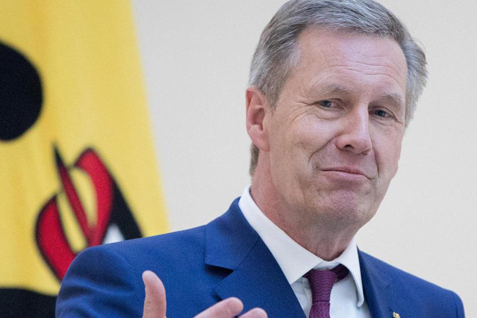 Wieder Präsident! Neues Amt für Ex-Staatsoberhaupt Christian Wulff