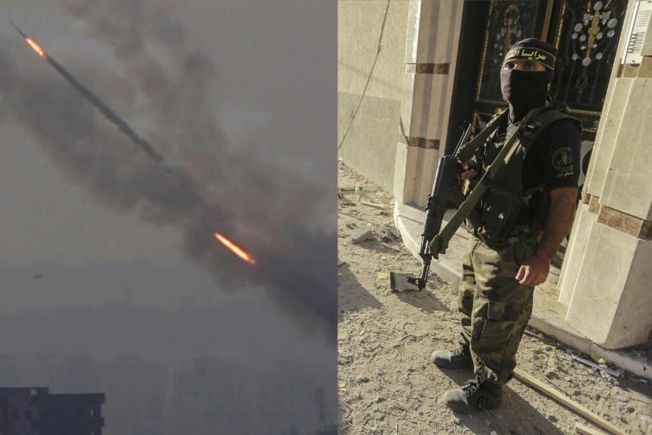 Hochrangiger Militärchef getötet: Dschihad feuert aus Rache 190 Raketen auf Israel ab