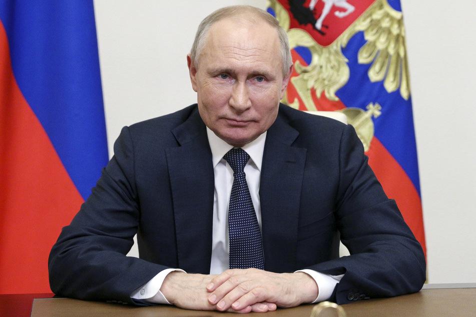 Der russische Präsident Wladimir Putin (68) lädt Ausländer zum