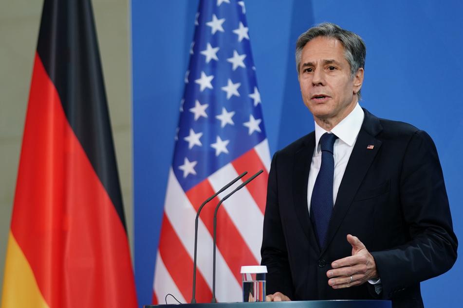 US-Außenminister: Deutschland ist der weltweit beste Freund der USA