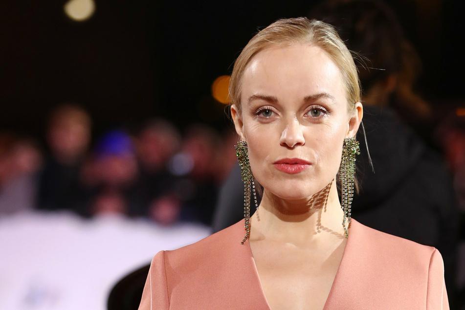 "Ex-""Tatort""-Star Friederike Kempter wird zum zweiten Mal Mutter"