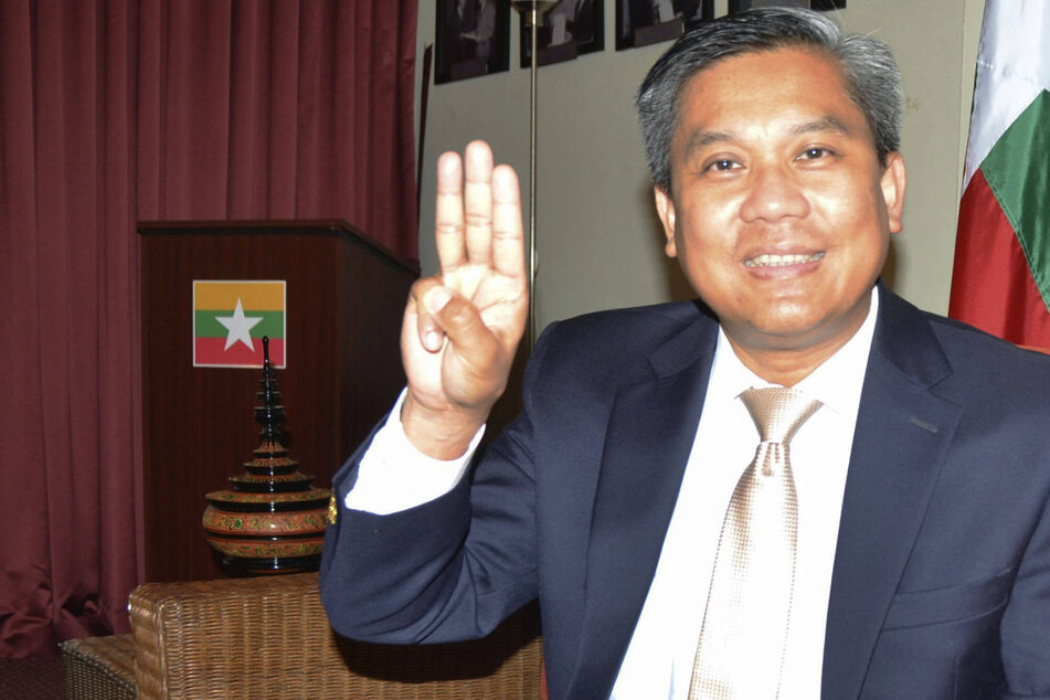 US charges two Myanmar nationals with plotting to attack ambassador