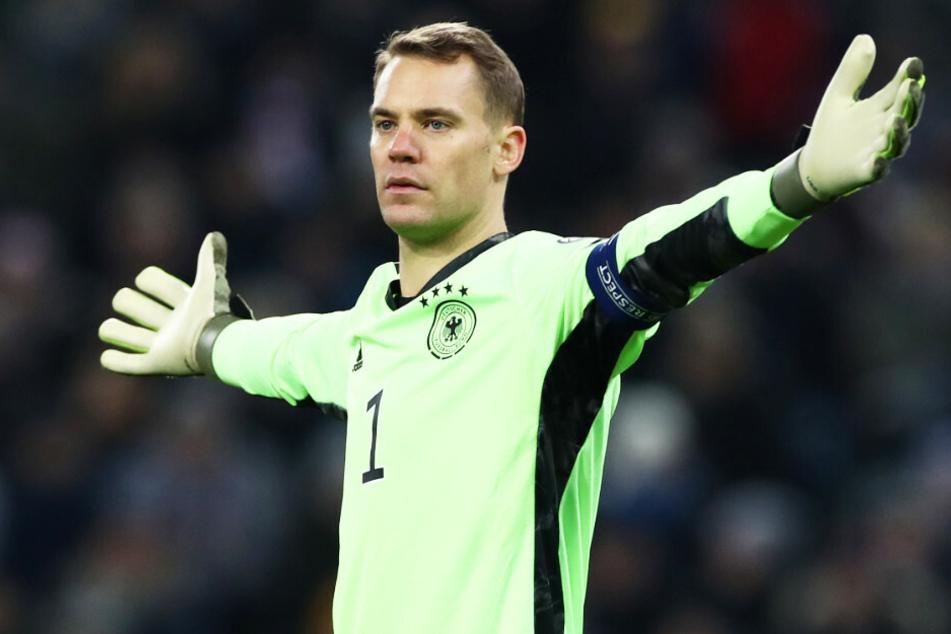 DFB-Schlussmann Manuel Neuer (34) hatte das bittere Debakel noch während des Spiels wohl gänzlich unabsichtlich auf den Punkt gebracht.