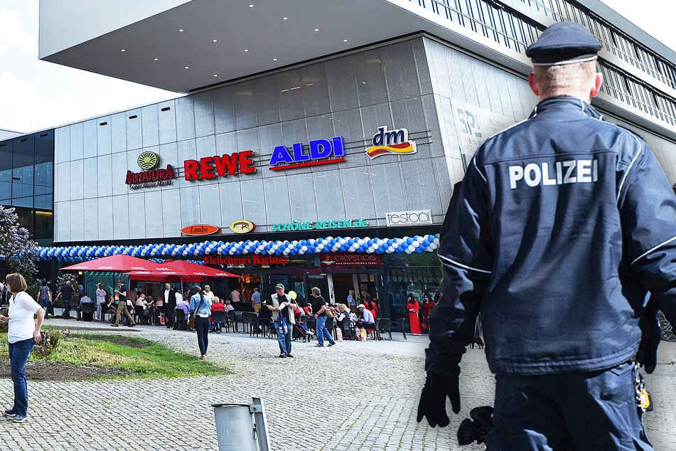 Wüste Schlägerei am Straßburger Platz: Mindestens vier Verletzte, einer muss ins Krankenhaus!