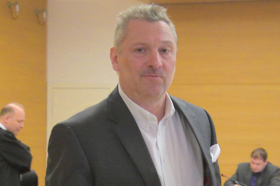 Jörg Biehl (56) wurde von den Ärzten aus dem Infinus-Verfahren genommen.