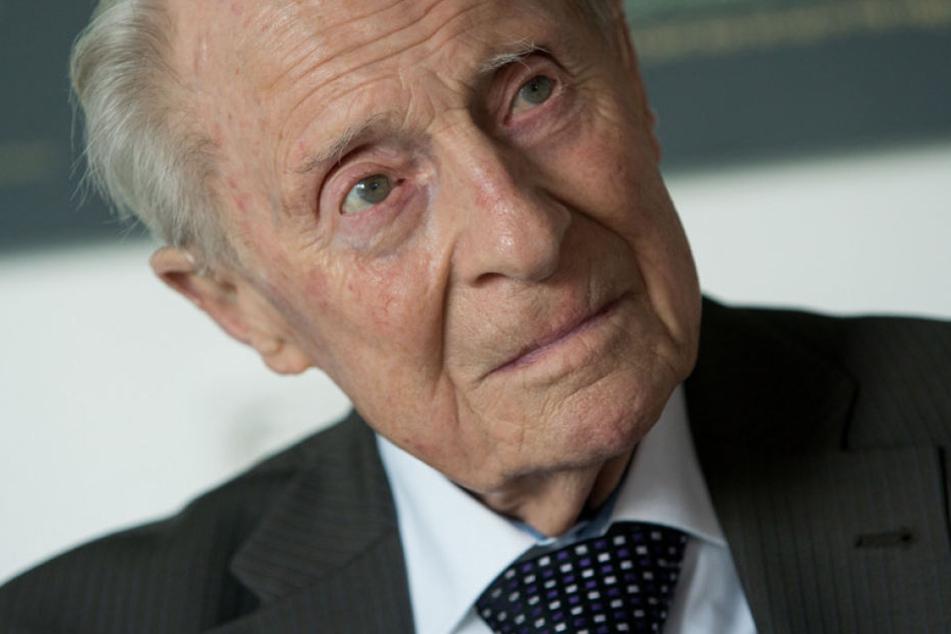 Wim Alosery wurde 94 Jahre alt.