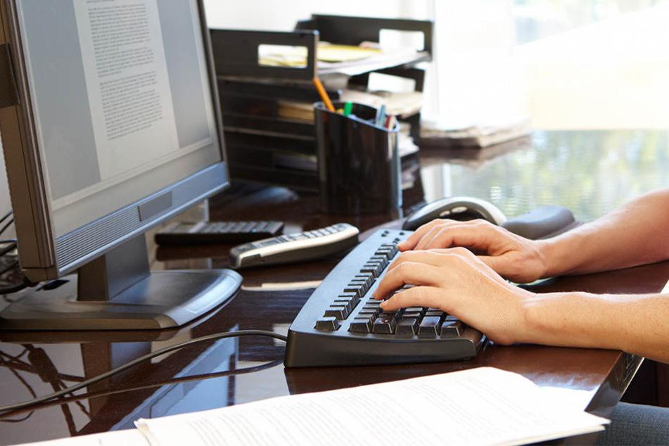 Die Bearbeitung von Anträgen kann auf dem Amt mitunter Wochen dauern.