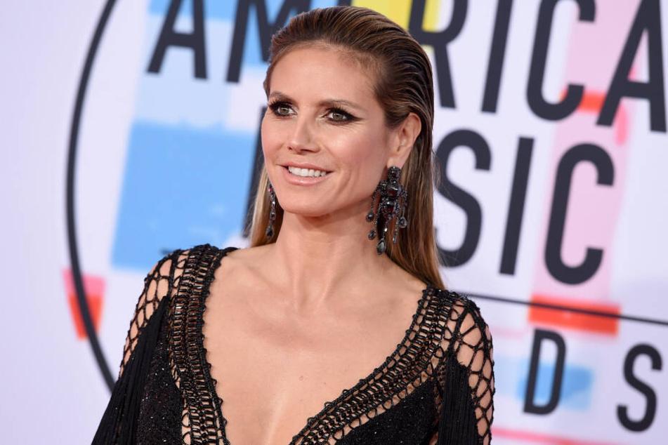 Für ihre Casting-Show wird Heidi Klum auch immer wieder kritisiert.