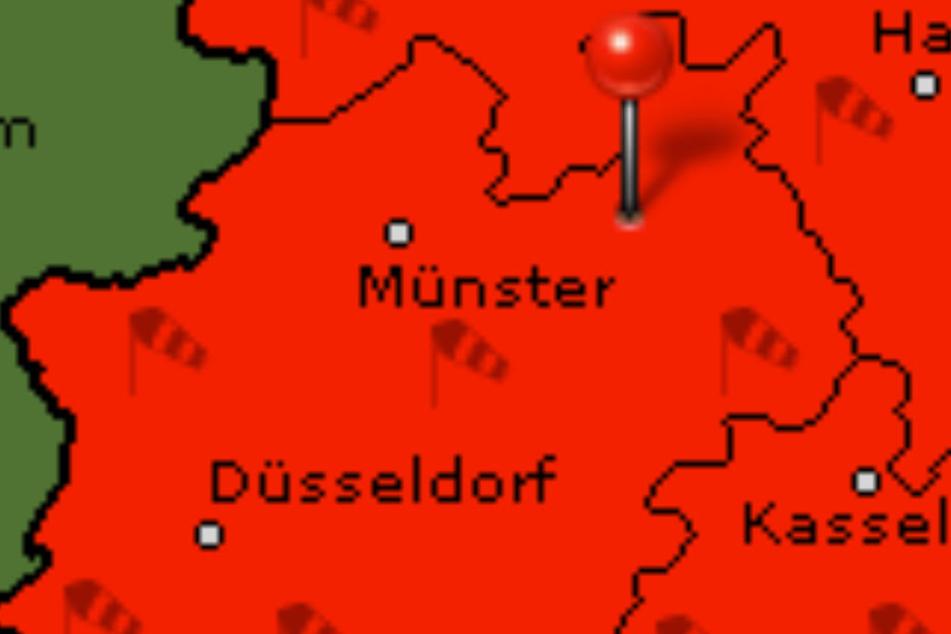 Vor allem am Donnerstag wird es in NRW richtig stürmisch.
