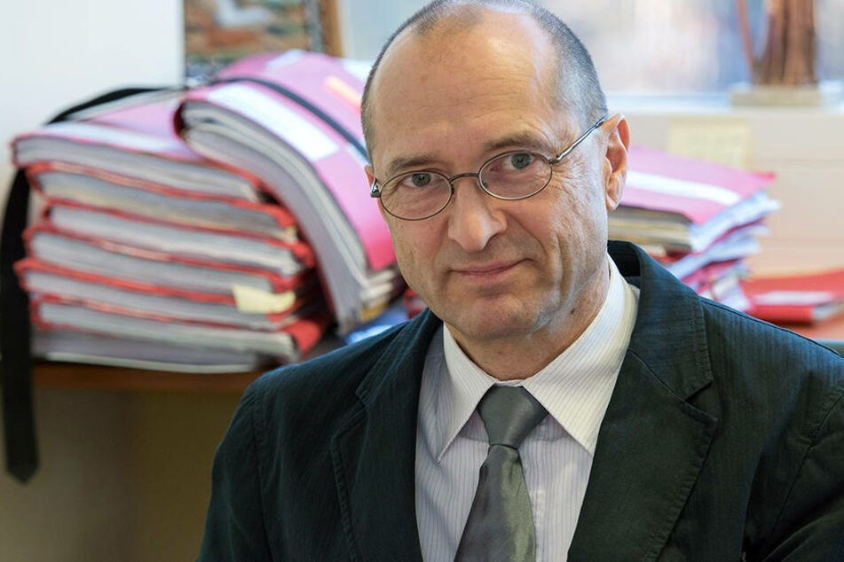 Richter Stephan Zantke ist kein Sprecher vom Amtsgericht Zwickau mehr.