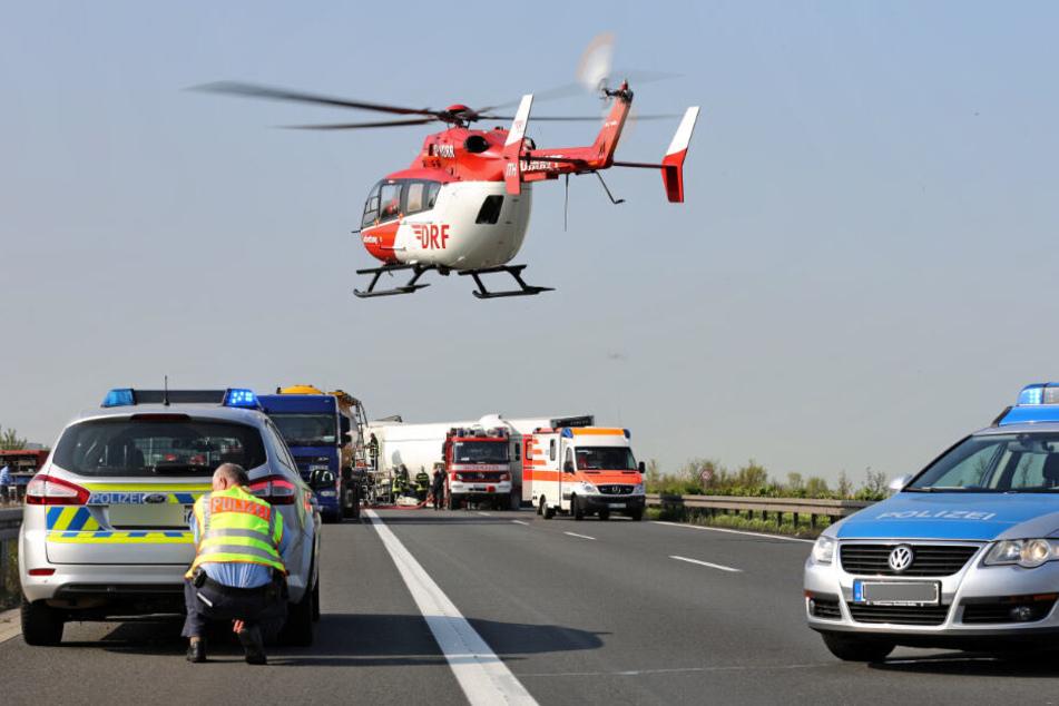 Autofahrerin hat auf Autobahn epileptischen Anfall und verliert Bewusstsein