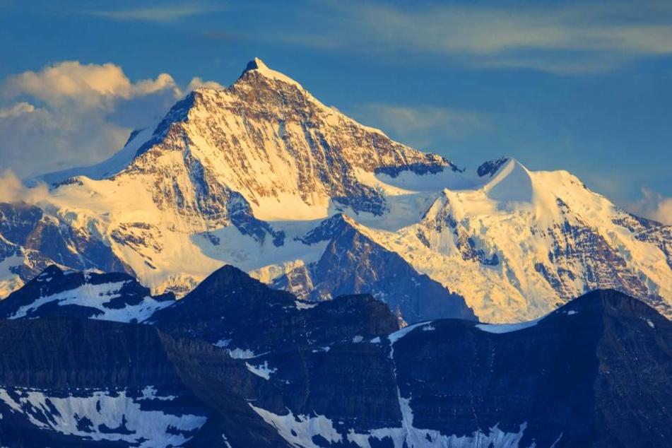 200 Meter abgestürzt: Deutscher stirbt in Schweizer Alpen