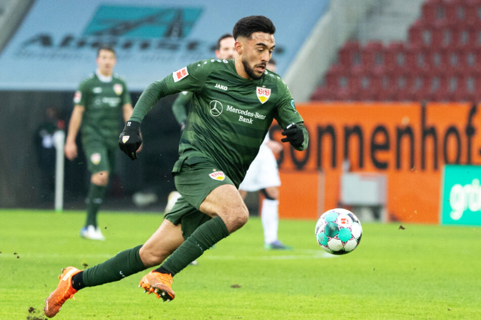 VfB-Topstürmer Nicolas Gonzalez (23) soll das Interesse von Premier-League-Klub Brighton & Hove Albion auf sich gezogen haben.