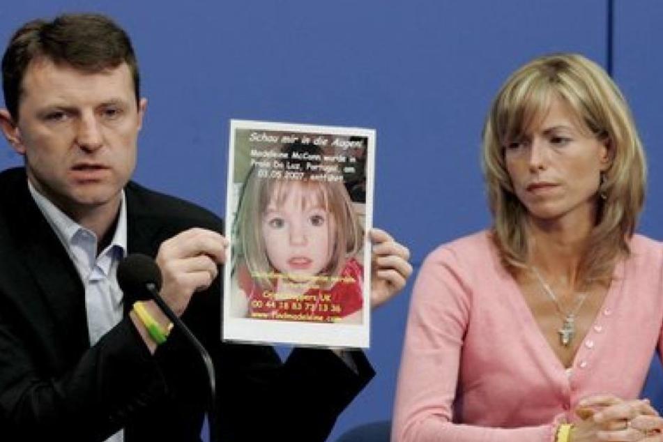 Kate und Gerry McCann, die Eltern von Maddie, haben über die Jahre zahlreiche Versuche gestartet, ihre Tochter zu finden.