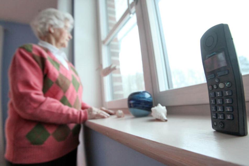 Die Frau hatte die Betrugsmasche durchschaut. (Symbolbild)