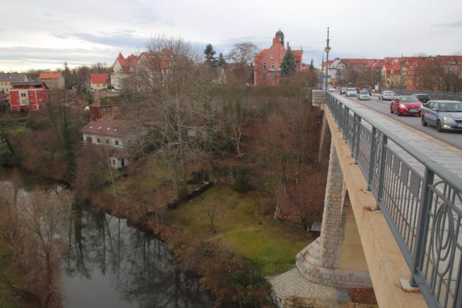 Eine Silvesterrakete, die von der Friedensbrücke fiel, sorgte für einen Prozess am Amtsgericht.