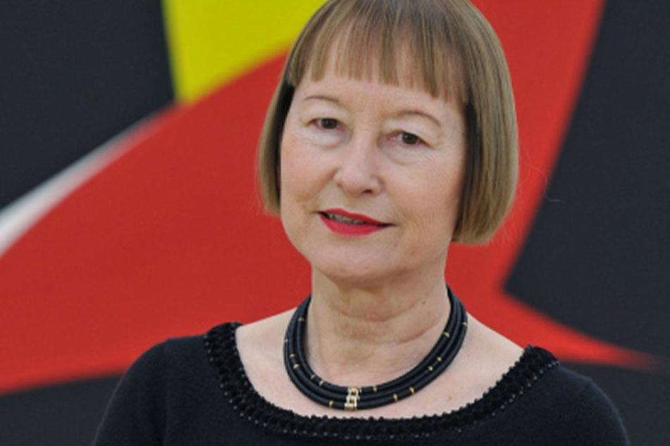 Riesen Geschenk zum Abschied: Die Generaldirektorin der Kunstsammlungen Chemnitz, Ingrid Mössinger  (71) hat einen dicken Coup gelandet.