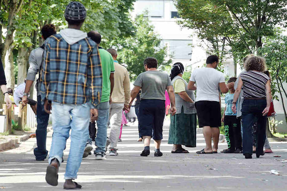 Mehr als 200.000 Asylbewerber sind mit dem offiziellen Geburtsdatum 1. Januar registriert.