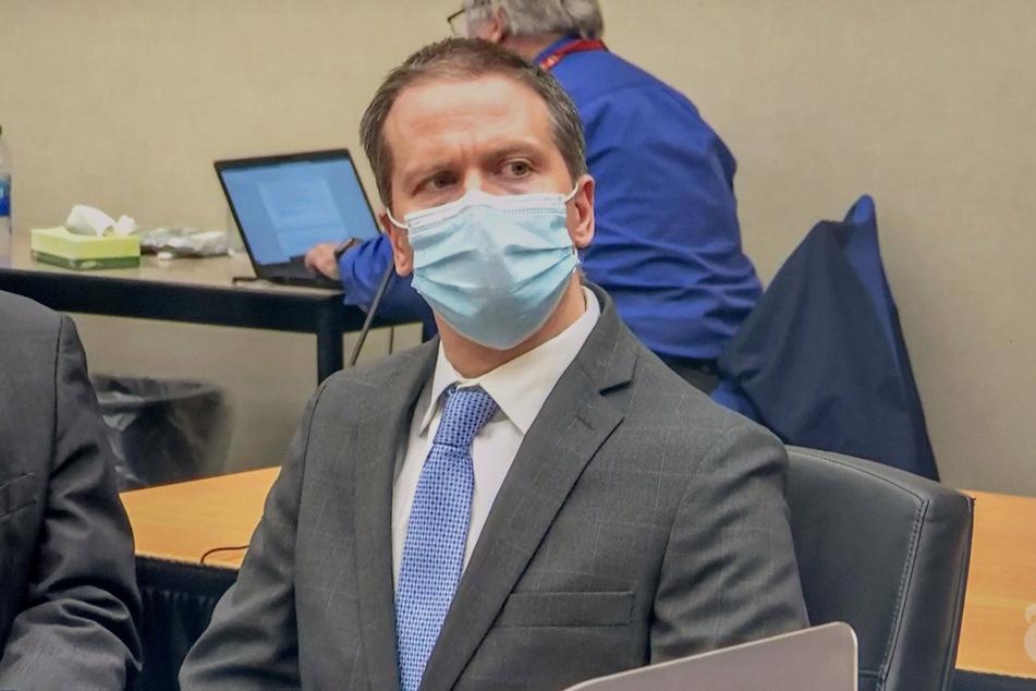 Jury finds Derek Chauvin guilty of murdering George Floyd