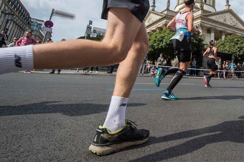 Beim 14. Einstein-Marathon in Ulm ist am Sonntag ein 30 Jahre alter Mann ums Leben gekommen. (Symbolbild)