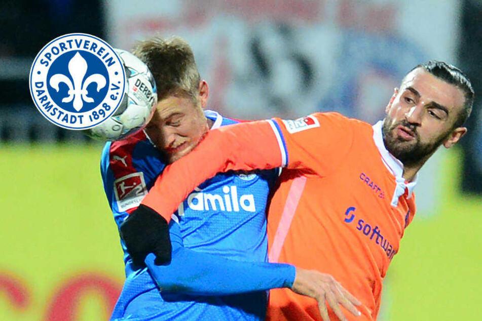 Dursun sei Dank! SV Darmstadt 98 rettet einen Punkt in Kiel