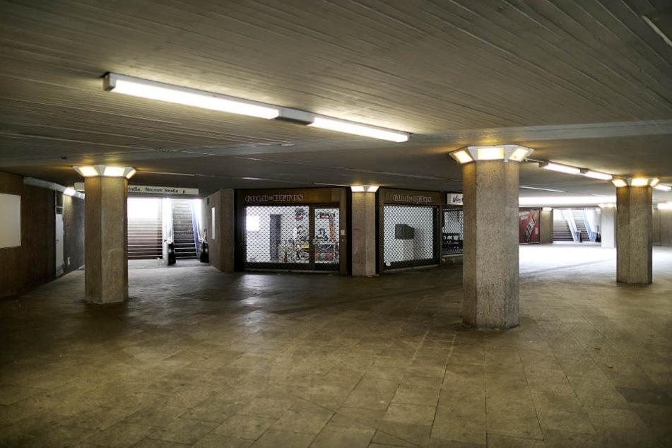Der Ebertplatz gilt momentan als Brennpunkt in Köln.