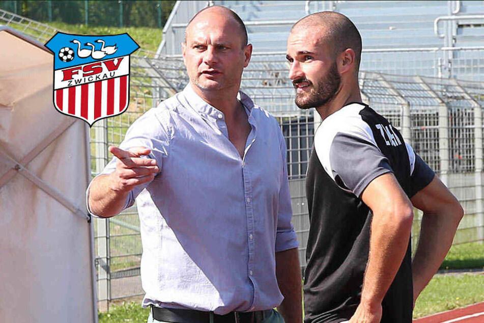 Antonitsch hatte Angebote aus dem Ausland, entschied sich aber für Zwickau