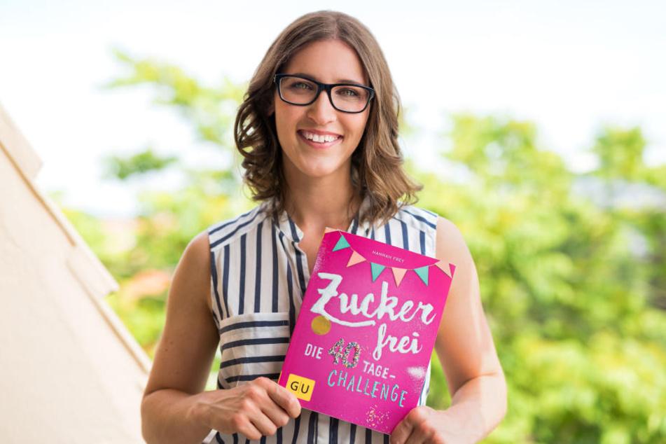 Hannah Frey weiß, wie Du Dich auch ohne Zucker ernähren kannst.
