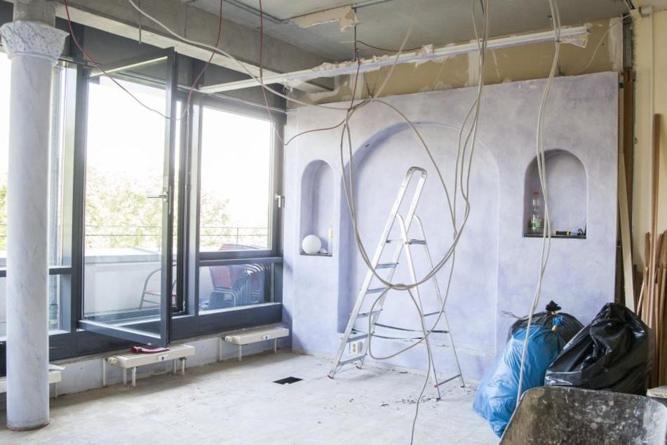 Katrin Laux' Neustädter Studio wird bis zum Herbst in ein reines Ausbildungszentrum umgebaut