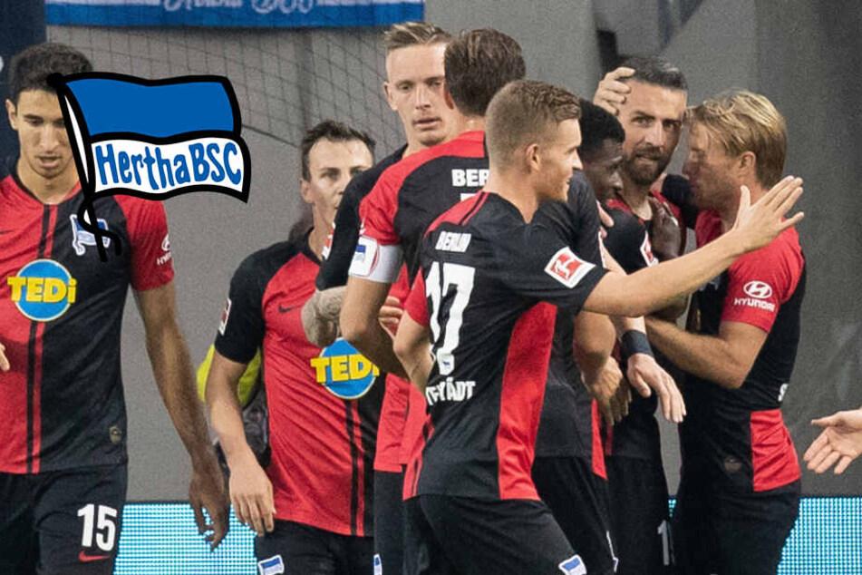 Kantersieg! Hertha BSC triumphiert nach Ibisevic-Show beim 1. FC Köln