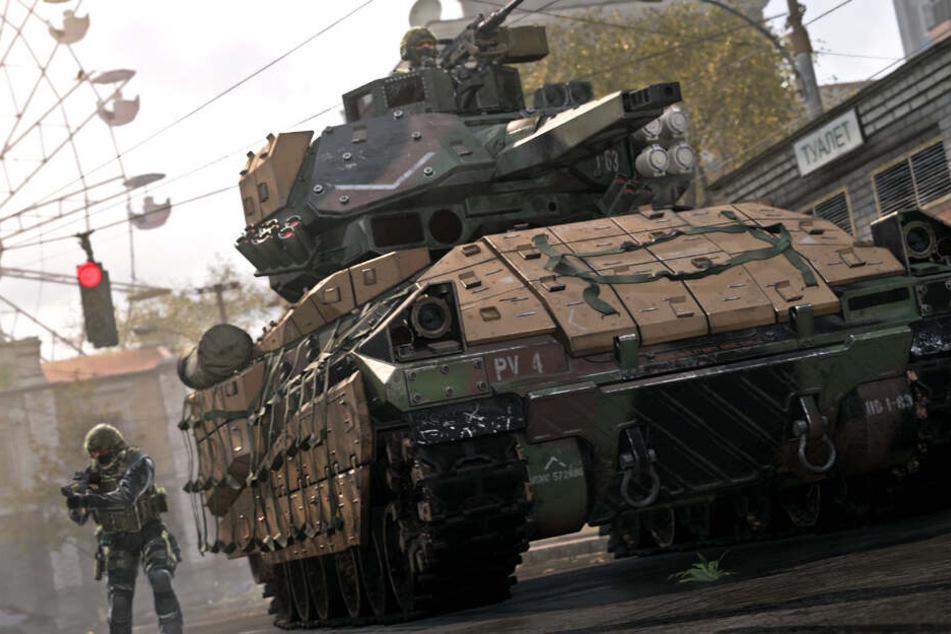 Der Multiplayer überzeugt durch die Verbindung der verschiedenen Plattform-Systeme.