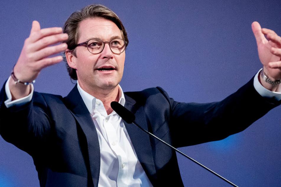 Andreas Scheuer hat eine klare Vorstellung im Hinblick auf die Zukunft.