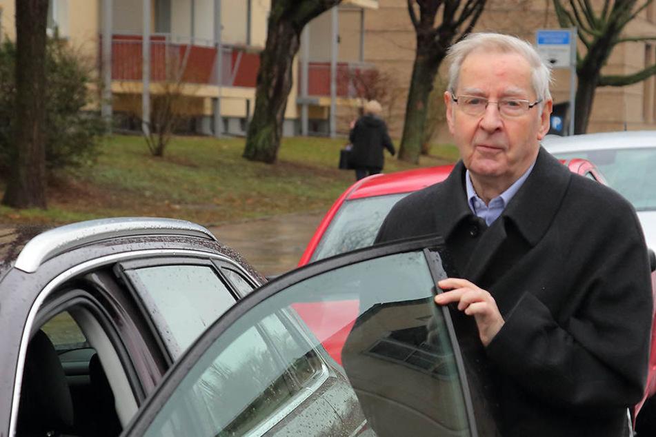 Nach Unfall einfach abgehauen: Ex-Minister Mannsfeld wegen Fahrerflucht angeklagt